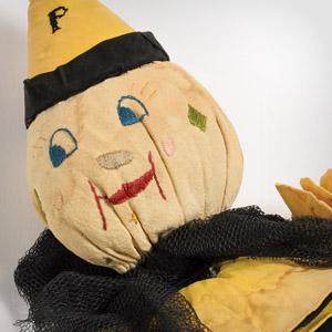 Characters & Dolls Practical Vintage Jack Frost Sugar Stuffed Doll Merchandise & Memorabilia