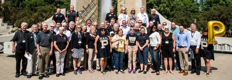 purdue alumni volunteer leaders