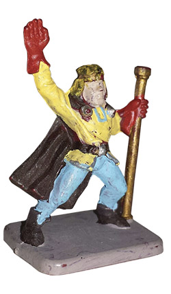 tabletop miniature figurine