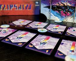 Flip Ships board game