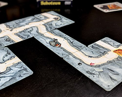 Saboteur board game