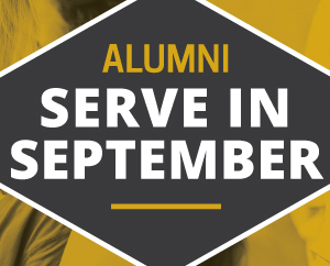 Serve In September