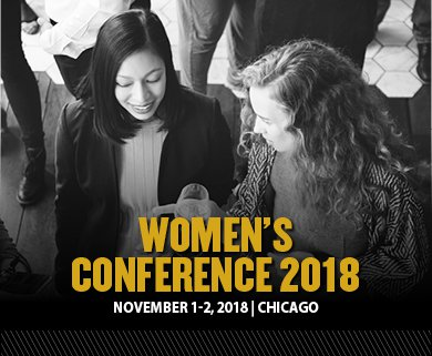 Women's Conference November 1-2, 2018, Chicago