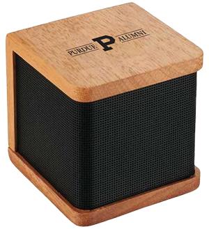 Purdue Alumni branded bluetooth speaker